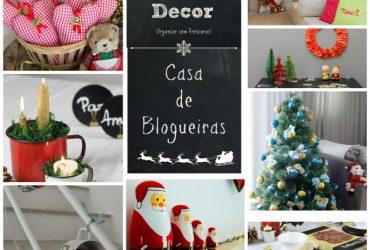 Meu cantinho: Ideias da decoração de Natal de blogueiras de decoração