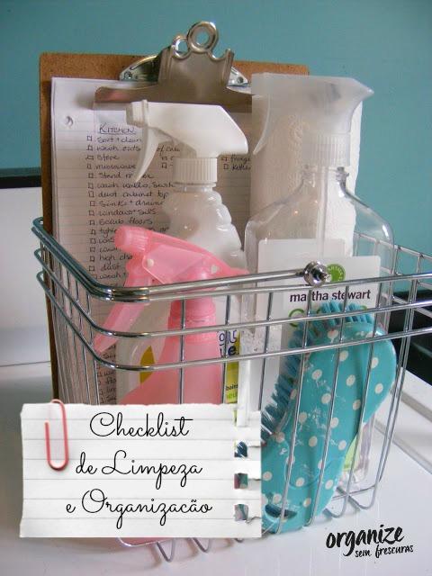 Checklist capa