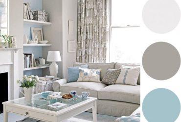 Ideias para decorar a sala com charme de Blogs de Decoração