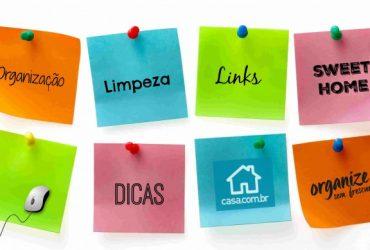 Dicas de Organização e Limpeza para Casa.com.br