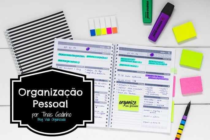 Organização Pessoal