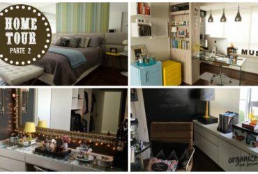 Tour pela minha Casa ( parte 2) | Decoração & Organização