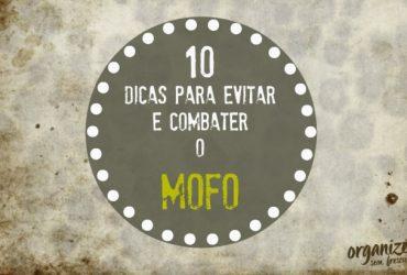 10 Dicas para Evitar e Combater o Mofo