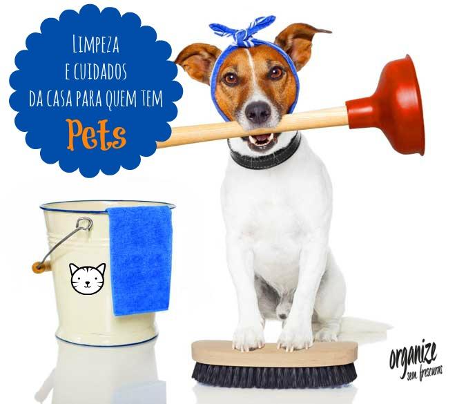Limpeza Pets