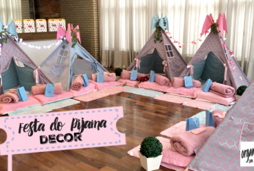Festa do Pijama Decor – Niver Alice