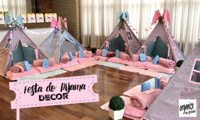 Festa do Pijama Decor