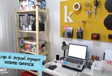 Casa de Personal Organizer | Home Office Kalinka Carvalho