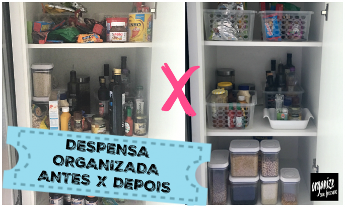 Despensa Organizada