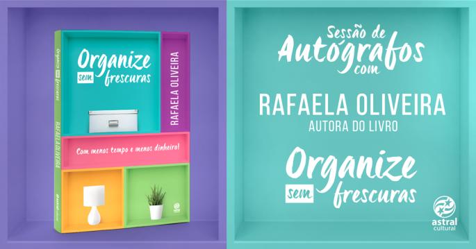 Livro Organize sem Frescuras