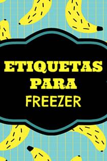 Etiquetas para Freezer