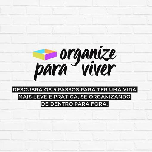 Curso Organize para Viver