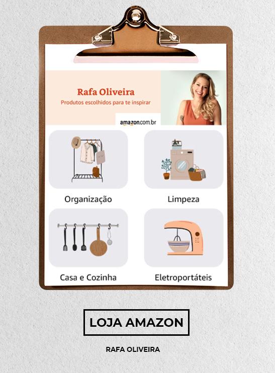 Loja Amazon por Rafa Oliveira